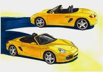 Porsche Boxter von rdesign