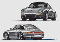 911 (993) Carrera 4S von rdesign