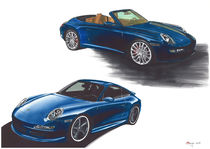 911 997 Cabrio-Coupe by rdesign