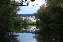 falsches Wasserschloss - Papierfabrik von Isabell Krauße