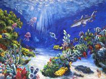 Unter dem Meer von Cathleen Ahrens