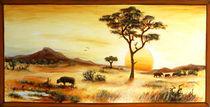 Africa für Heike von Cathleen Ahrens