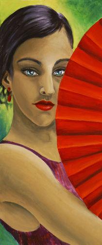 Spanische Schönheit von Cathleen Ahrens