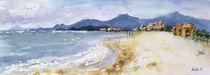 Am Strand von Cathleen Ahrens