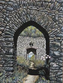Burgruine von Cathleen Ahrens