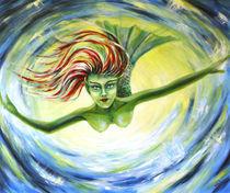 Sirene 1 by Cathleen Ahrens
