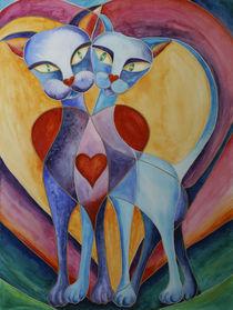 Liebe Katzen von Cathleen Ahrens