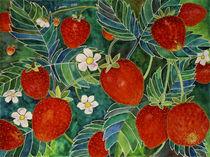 Erdbeeren von Cathleen Ahrens