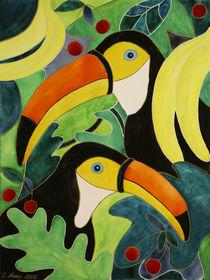 Tukan von Cathleen Ahrens