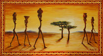 Morgens in Afrika by Cathleen Ahrens