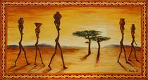 Morgens in Afrika von Cathleen Ahrens