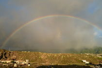 unterm Regenbogen by Alwin Mücher