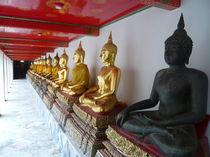 Buddha nebst Buddha I by Alwin Mücher