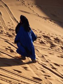 Berber in blue von kiellapa