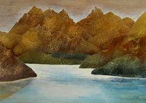 Herbstgebirge von Ingrid Nagl-Zeiler