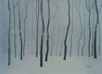 Wintermorgen by Ingrid Nagl-Zeiler