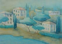 Toskana by Ingrid Nagl-Zeiler