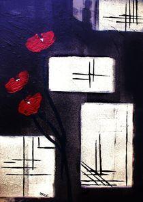 Nacht der Mohnblumen by mo08