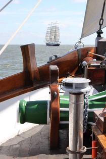 Sailing I von Michael Beilicke