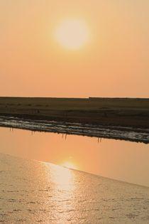 Sundown von Michael Beilicke