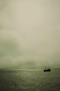 Nebelbank von Michael Beilicke