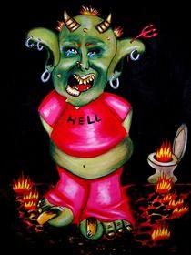 Living in Hell von fledermaus