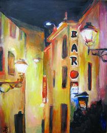 Abends in der Altstadt von Renée König