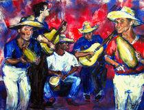 Salsa - überall in Havanna by Renée König