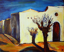 Einsamkeit auf Ibiza von Renée König