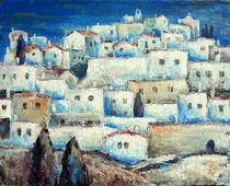 Dorf in Andalusien von Renée König