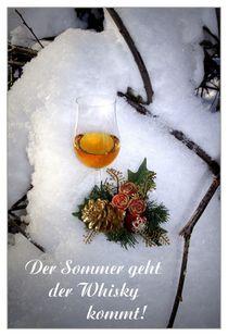 Whisky im Winter von Juana Kreßner