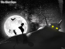 The Dark Piglet and Pooh von kiellapa