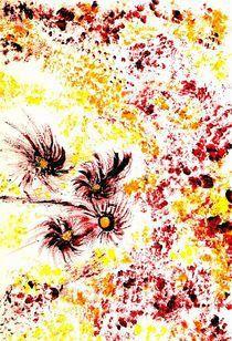 Llying Petals © KatKaciOu von Katrin KaciOui