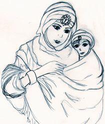 Die Berberin  von Katrin KaciOui