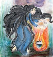 Arian a Seren Moon dust  von Katrin KaciOui