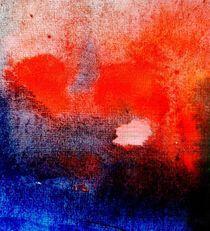 Bleu et rouge de Elia  von Katrin KaciOui