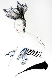 fashion 80's von Boris Jai Beutenmueller