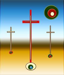 Ethikkreuz by K.p. Merz