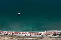 Boot in einer Bucht by Michael Guntenhöner