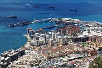 Gibraltar, Hafen von Michael Guntenhöner