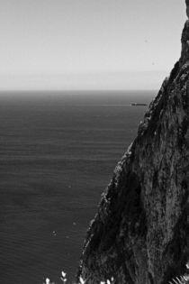 Fels und Meer von Michael Guntenhöner
