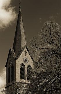 Stiftskirche by Michael Guntenhöner