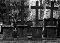 Jüdischer Friedhof Stuttgart 2 von Michael Guntenhöner