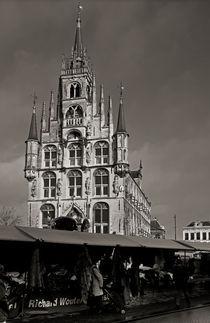 Rathaus in Gouda von Michael Guntenhöner