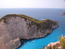 Navagio beach Dino by wittery