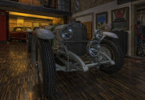 Mercedes Benz II by waico