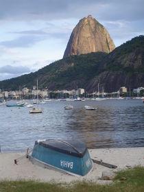 Zuckerhut von Rio de Janeiro von Schernberg Erwin