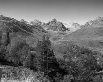 Berge von Michaela Werner