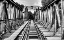 Die alte Brücke von Michael Krämer