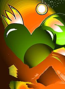 Fliegendes Herz 1 von uschka